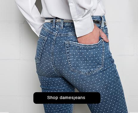 Broekendeal dames Berden Fashion - Jeans